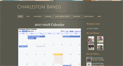 Preview of charlestonbands.org